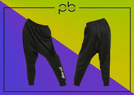 Hip Hop Pants - Print (K)