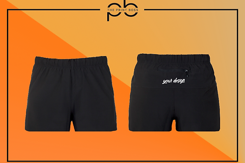 Flexi Shorts  - Print (B)