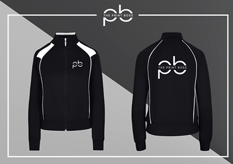 Contrast Jacket - Print D