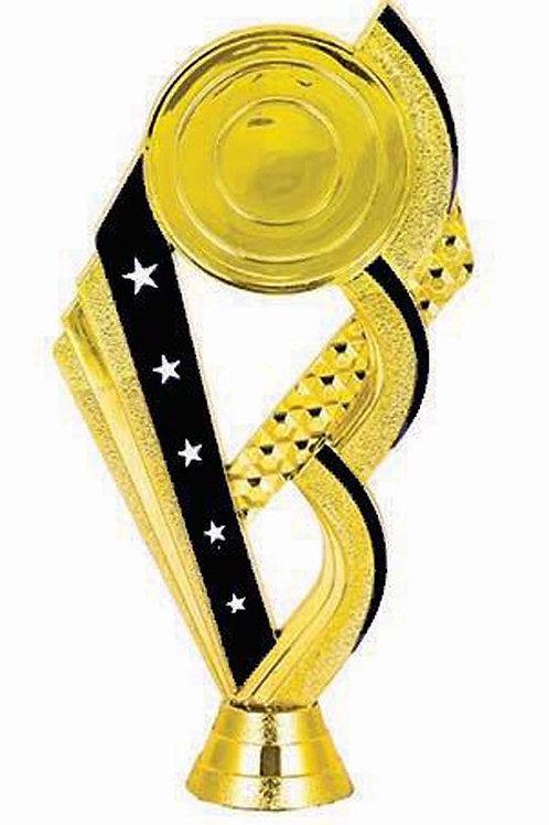 Black 1 With Logo - Base Trophy