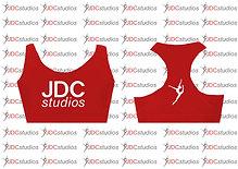 JDC Racerback Crop