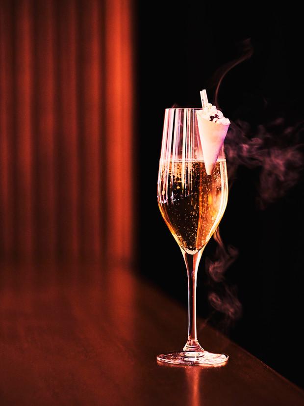Popcorn Champagne