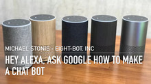 Alexa and Google Chat Bots using .Net