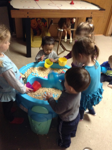 Water table Play Time