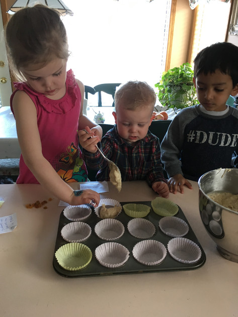 Making Muffins