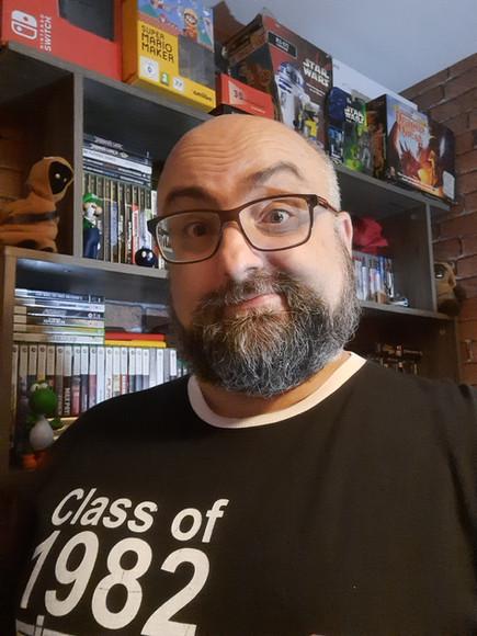 Life As A Retro Gamer: Royce Richards