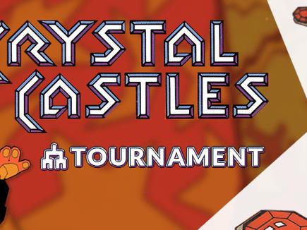 The Antstream Arcade Archive: Crystal Castles