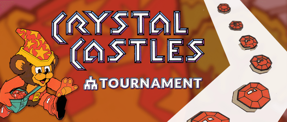 The Antstream Arcade Archive: Crystal Castles