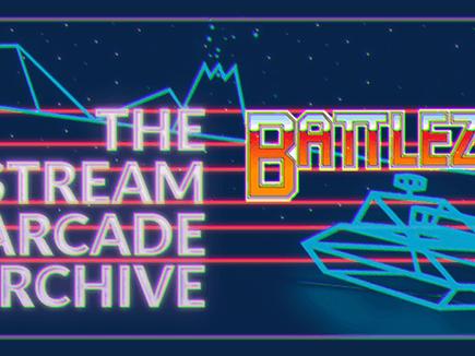 The Antstream Arcade Archive: Battlezone