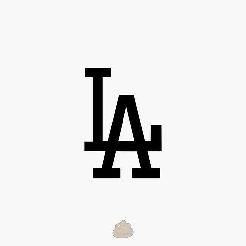 Los Angeles LA Decal Sticker