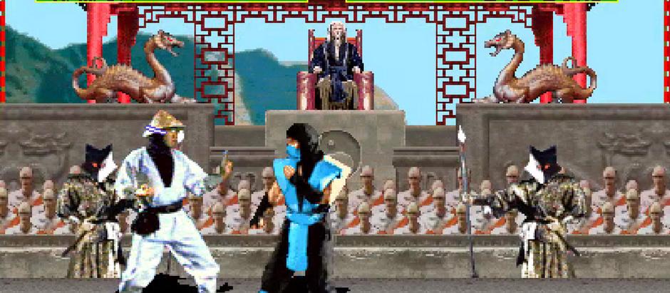 Antstream Arcade Archive: Mortal Kombat
