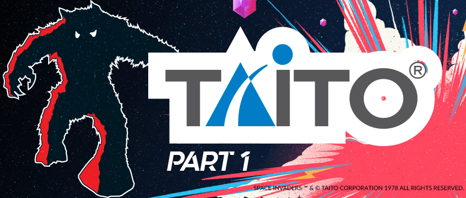 Brand New on Antstream Arcade: Taito Special – Part One!