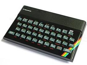 ZX Spectrum retro classic