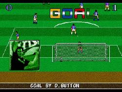 Striker - football game