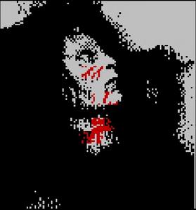 Jack The Ripper Retro Game Spectrum