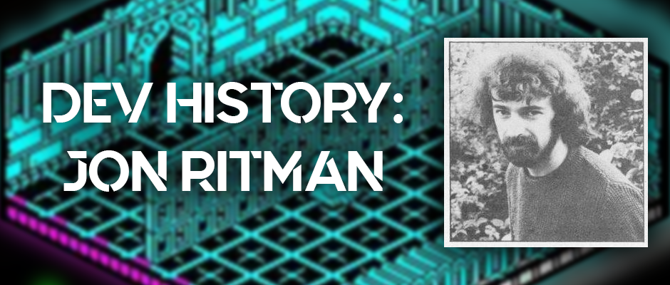 Dev History: Jon Ritman