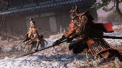 Sekiro - combat