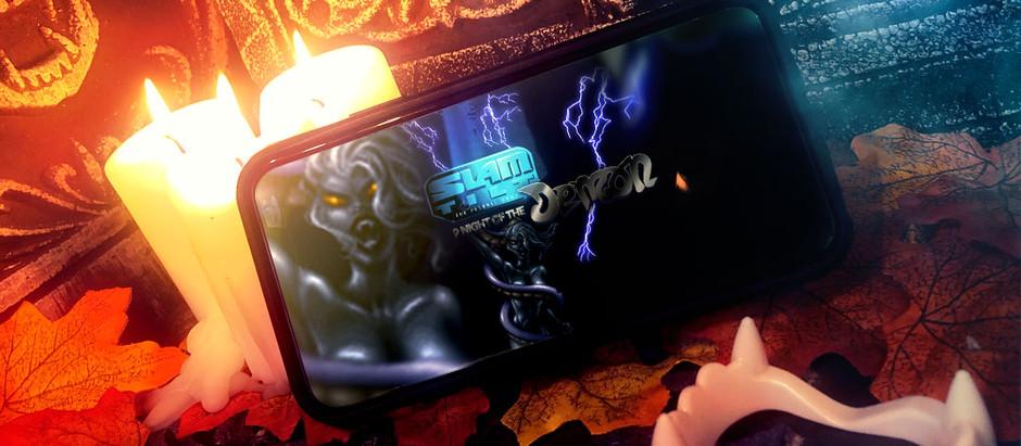 Halloween on Antstream Arcade