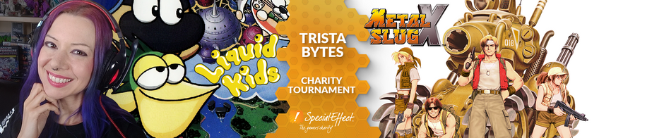Antstream Arcade Twitch Superstar: Trista Bytes