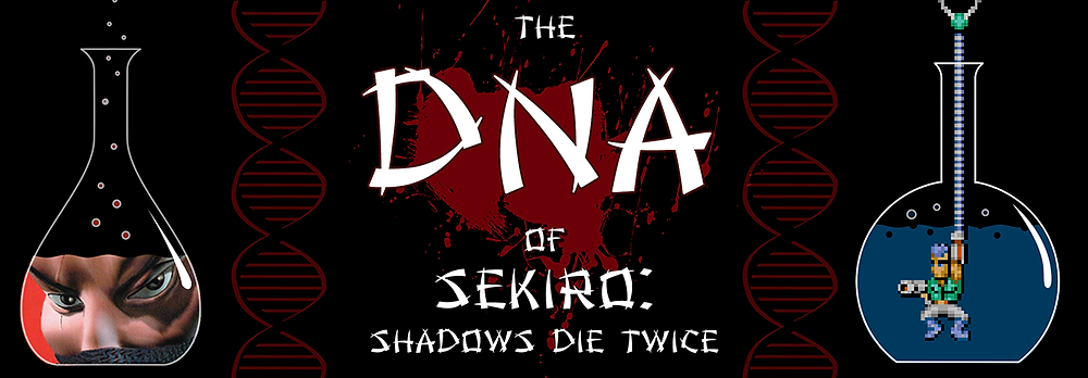 Sekiro Shadows Die Twice Banner