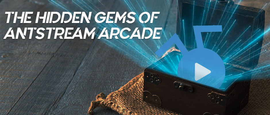 The Hidden Gems Of Antstream Arcade