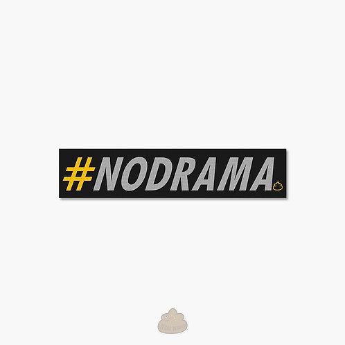 #NoDrama Airsoft Sticker