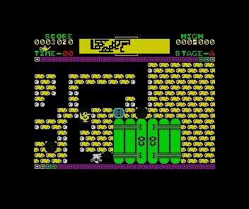 Quackshot - ZX Spectrum