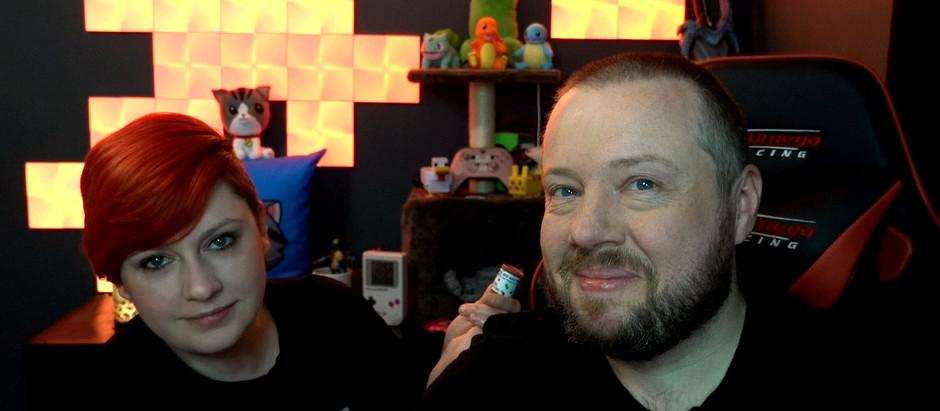 Antstream Arcade Twitch Superstar: JT & Bex