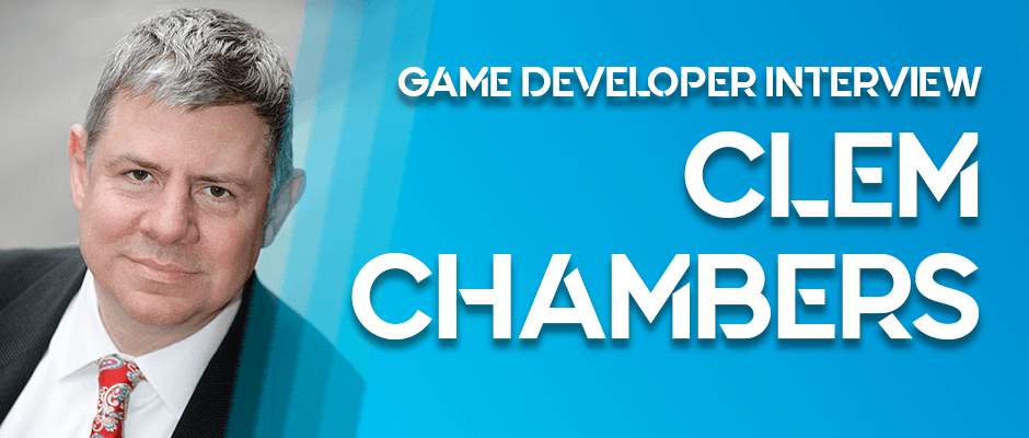 Game Developer Interview: Clem Chambers