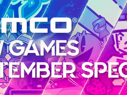 Namco New Games September Special