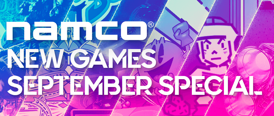 Namco New Games September Special
