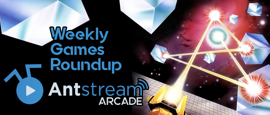 Weekly Games Roundup - 17th October 2019