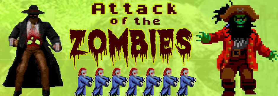 Attack of the Zombies