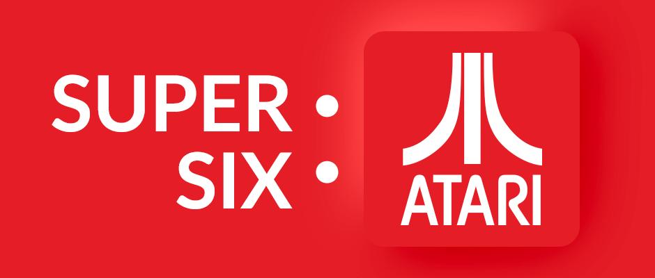 Super Six: Atari