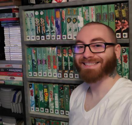 Antstream Arcade Twitch Superstar: Brandon aka Turtlewax85