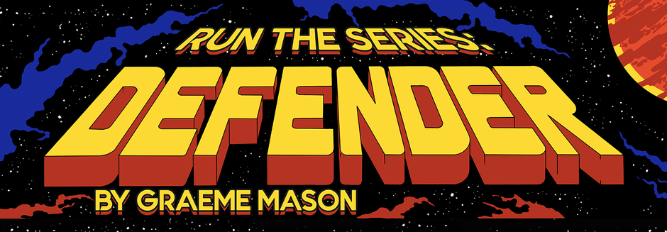 Run The Series: Defender