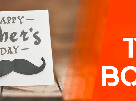 Be The Boss This Father's Day