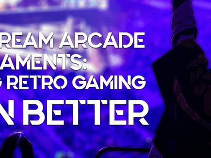 Antstream Arcade Tournaments: Making Retro Gaming Even Better