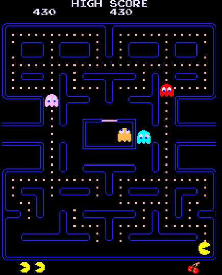 The Secret 80s History Of Pac-Man