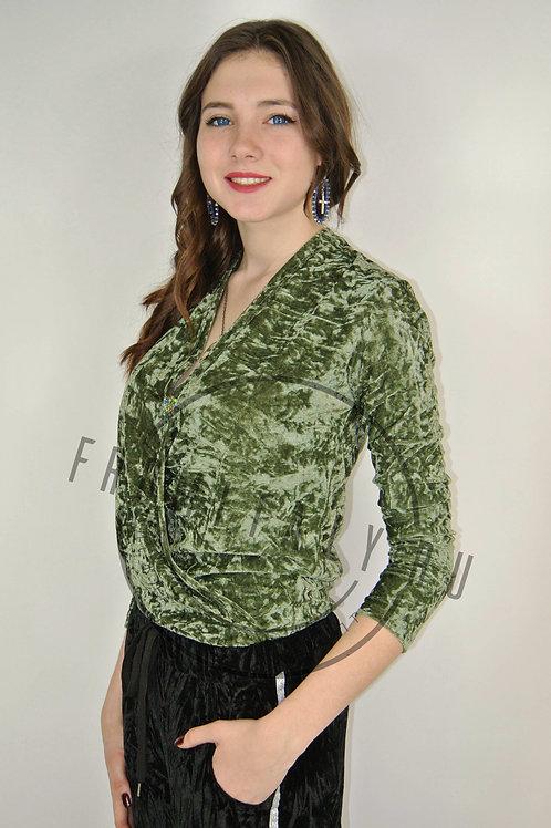 Блуза- боди Gaia Mattei