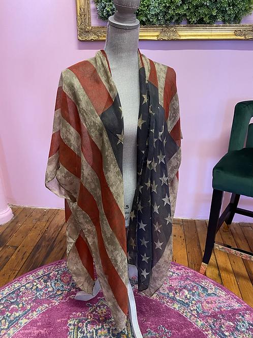 Vintage American Kimono