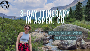 3 Days in Aspen, Colorado: Where to Eat & What to See! (with @mashonthemove)
