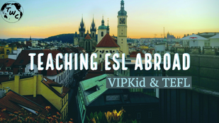 Teaching ESL Abroad