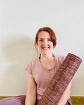 Audrey - Sober Curious Yoga Week - Yoga Teacher Photo