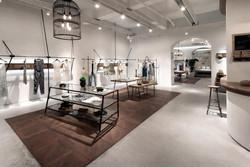 Retail installation