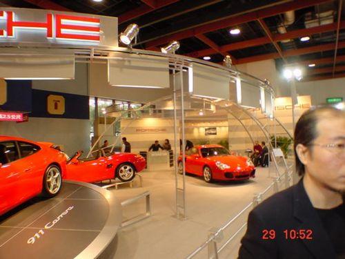 Taipe Car Show - Porsche