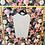 Thumbnail: Shirt Materialmix silbergrau