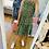 Thumbnail: Kleid Flower grün