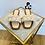 Thumbnail: Sandale geflochten offwhite
