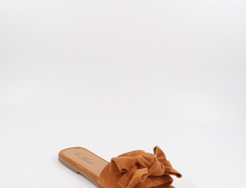 Sandalen camel